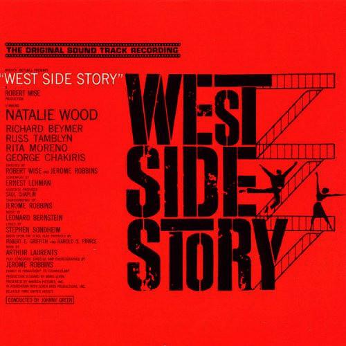 Leonard Bernstein West Side Story (The Original Sound Track Recording)