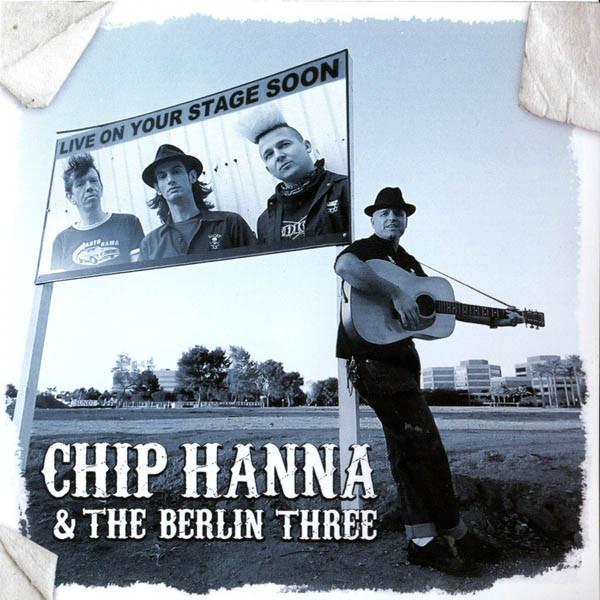 Hannah, Chip & The Berlin Three Chip Hannah & The Berlin Three Vinyl