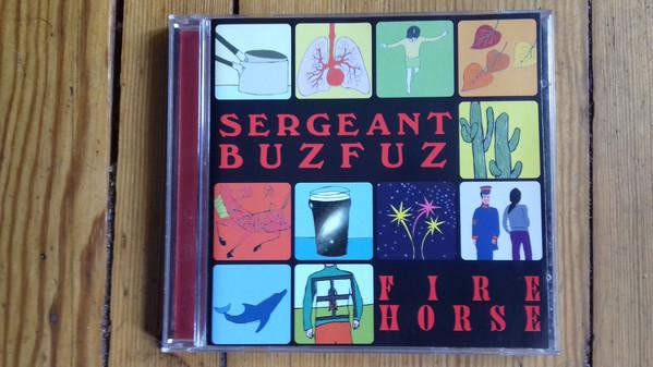 Sergeant Bufuz Fire Horse Vinyl