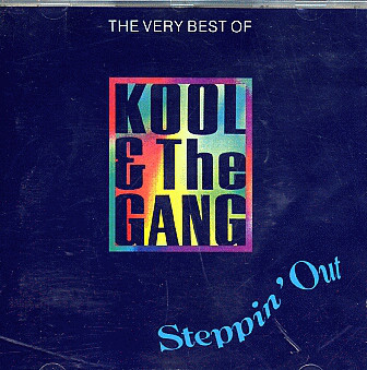 Kool & The Gang Steppin' Out - The Very Best Of