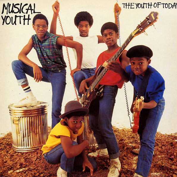 Musical Youth The Youth Of Today Vinyl