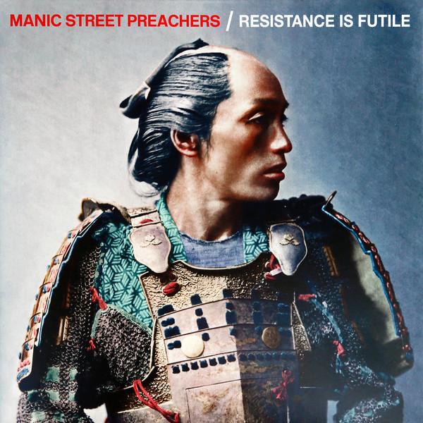 Manic Street Preachers Resistance Is Futile Vinyl