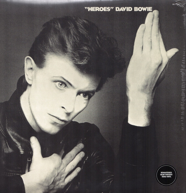 Bowie, David Heroes Vinyl