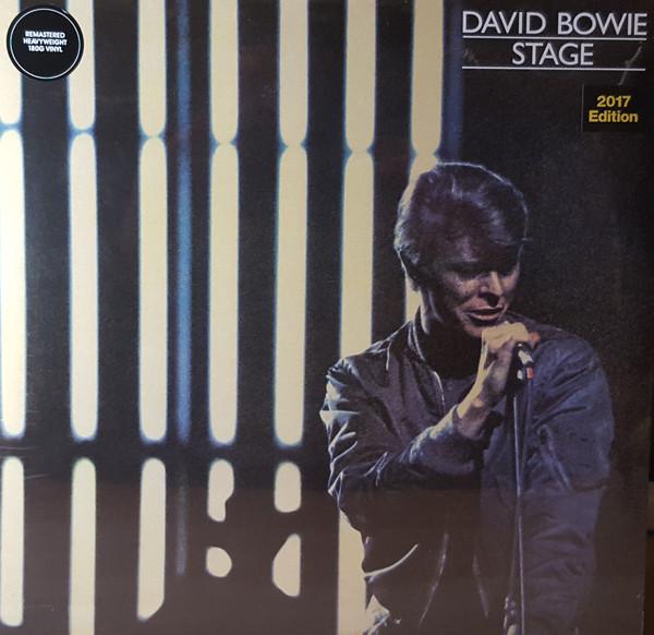 Bowie, David Stage Vinyl
