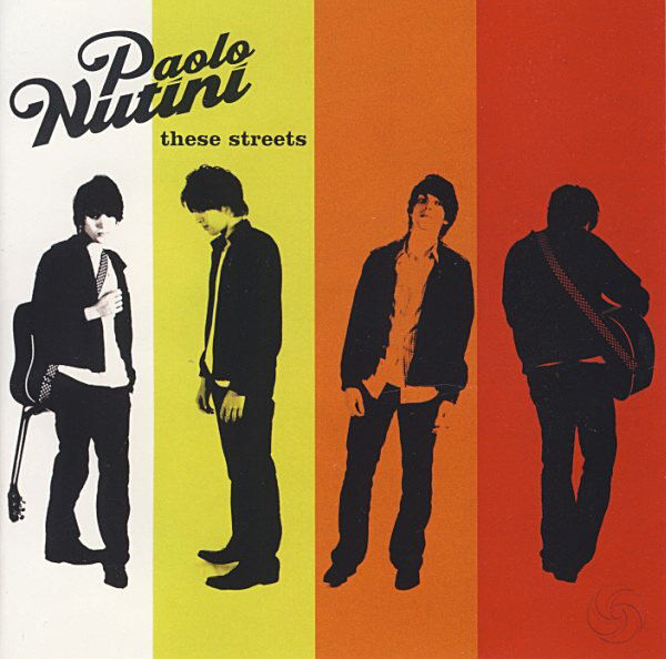 Nutini, Paolo These Streets