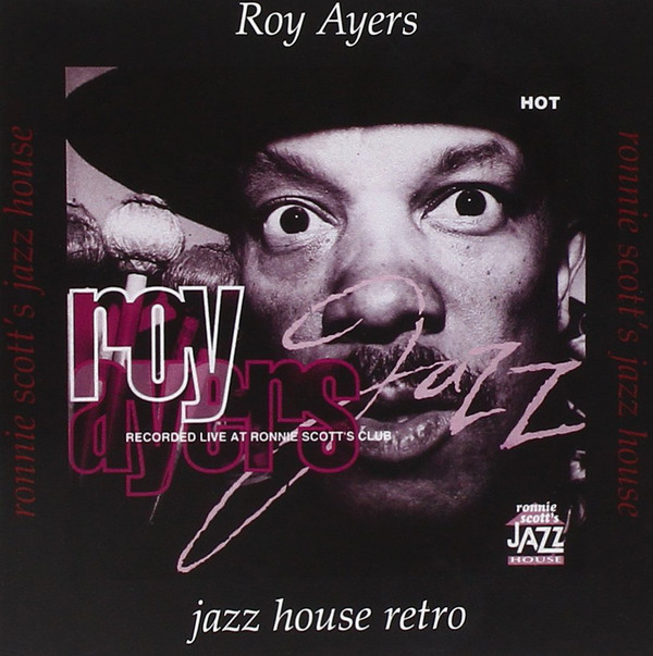 Ayres, Roy Hot CD
