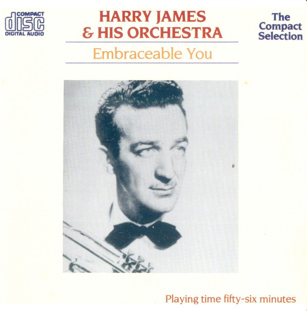 James, Harry & His Orchestra Embraceable You Vinyl
