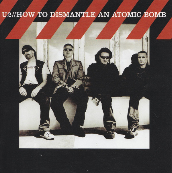 U2 How To Dismantle An Atomic Bomb CD
