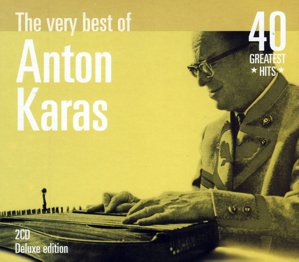Karas, Anton The Very Best Of Anton Karas CD