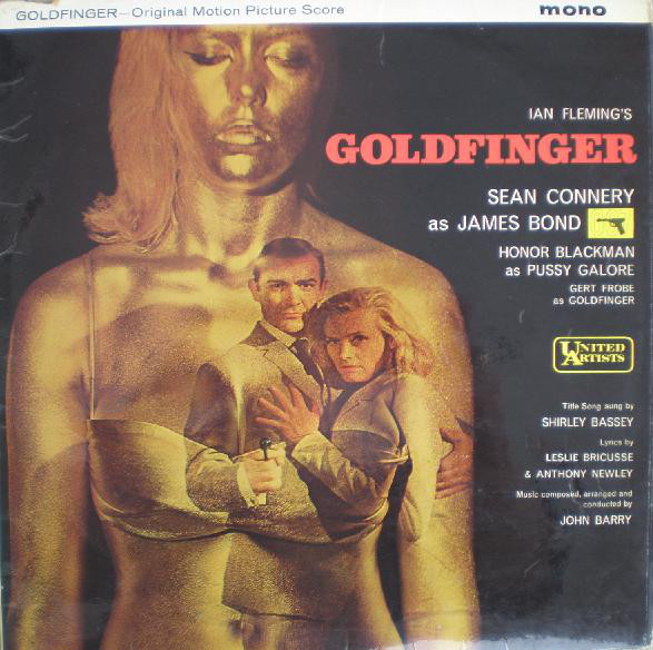 Barry, John Goldfinger (Original Motion Picture Soundtrack) Vinyl