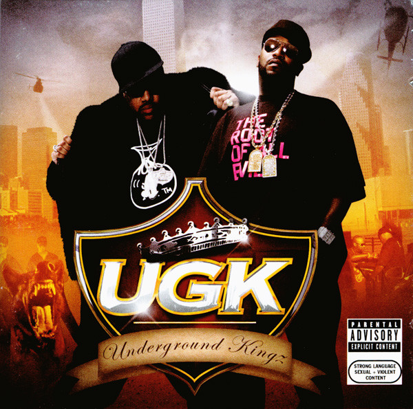 UGK Underground Kingz  Vinyl