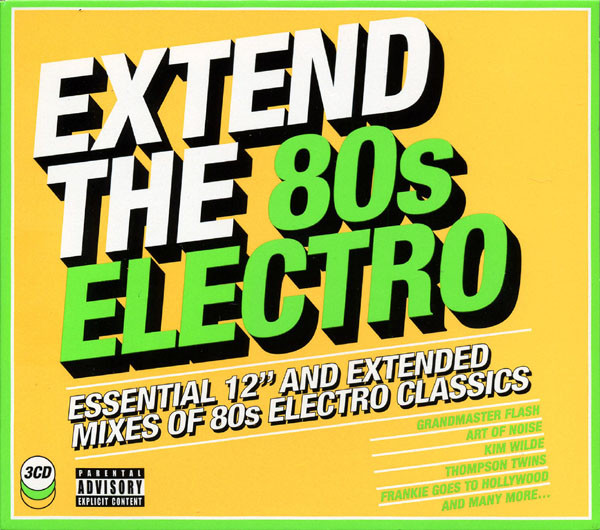 Various Extend The 80s Electro (Essential 12