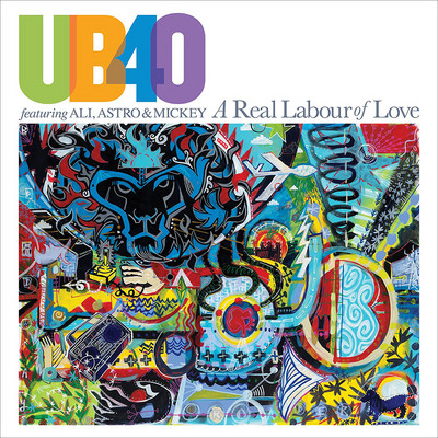 UB40 A Real Labour Of Love CD