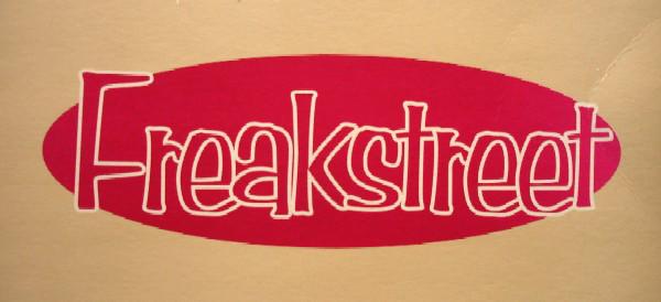 Various Freakstreet EP