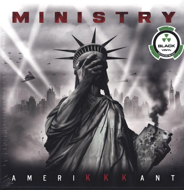 Ministry Amerikkkant Vinyl