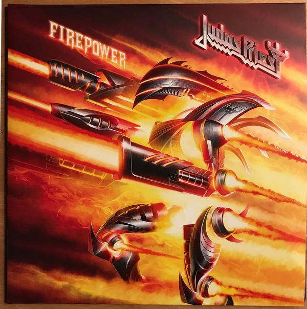 Judas Priest Firepower Vinyl
