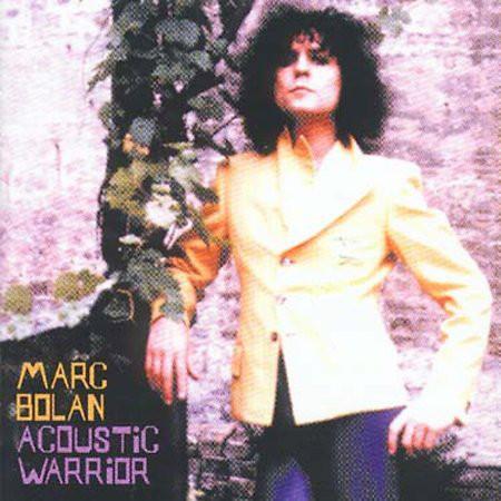 Bolan, Marc Acoustic Warrior CD