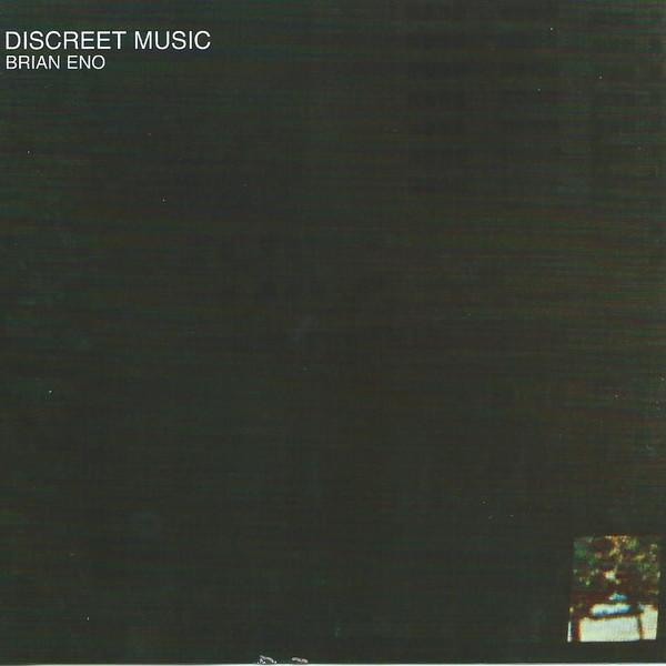 Eno, Brian Discreet Music CD