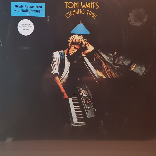 Waits, Tom Closing Time Vinyl