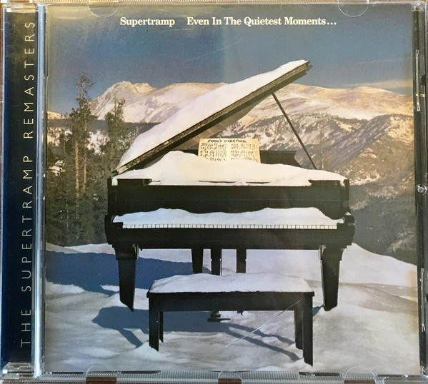 Supertramp Even In The Quietest Moments...
