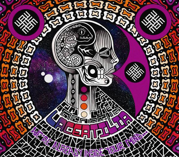 Lacertilia We're already inside your mind... Vinyl