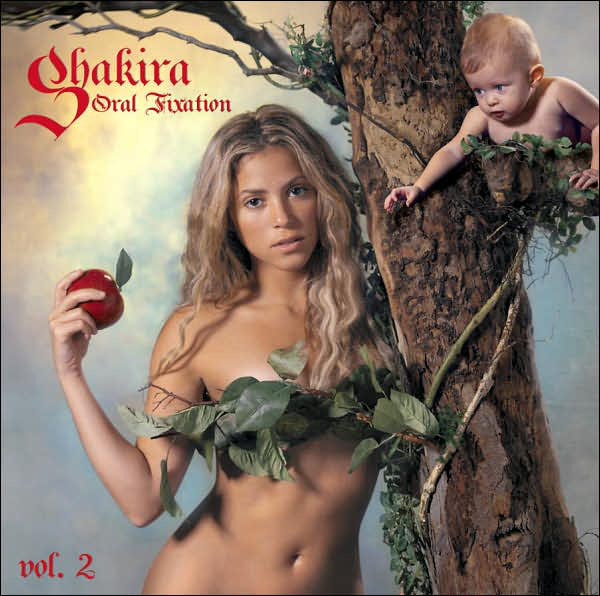 Shakira Oral Fixation Vol 2