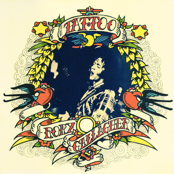 Tattoo Rory Gallagher