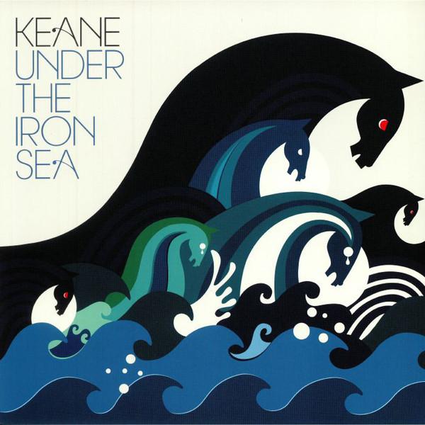 Keane Under The Iron Sea Vinyl