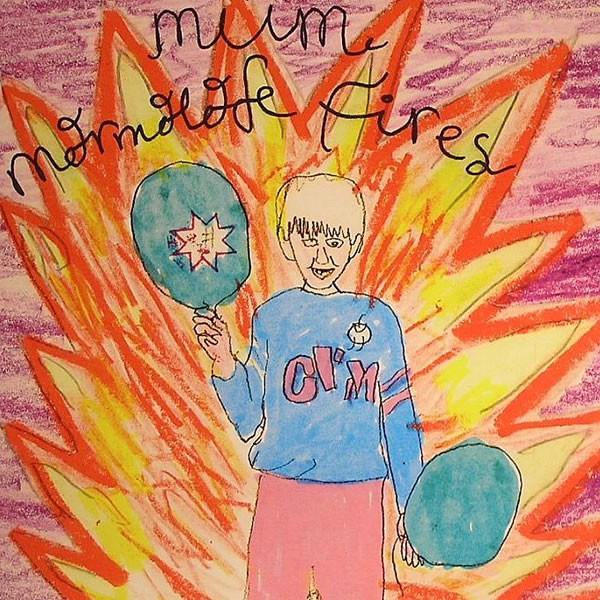 múm Marmalade Fires  Vinyl
