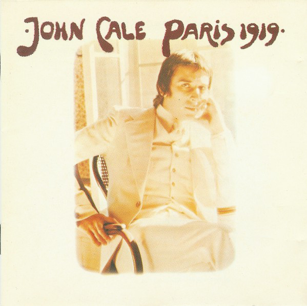 Cale John Paris 1919