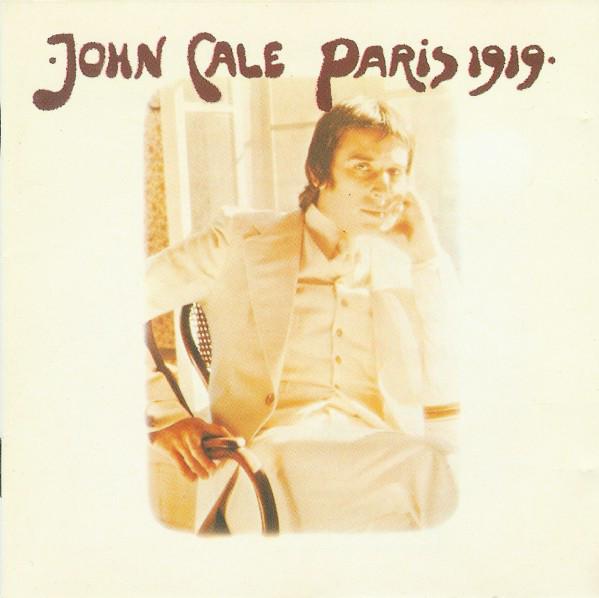 Cale John Paris 1919
