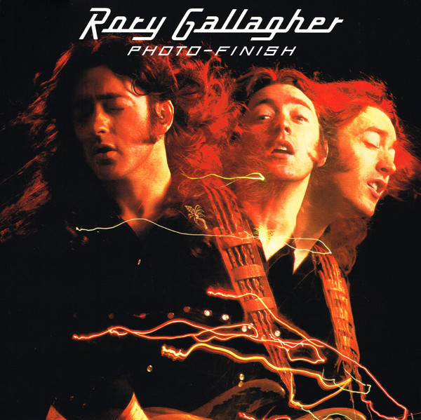 Rory Gallagher Photo Finish Vinyl