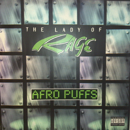 The Lady Of Rage Afro Puffs Vinyl