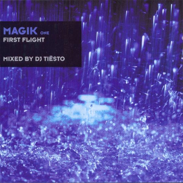 DJ Tiesto Magik One: First Flight