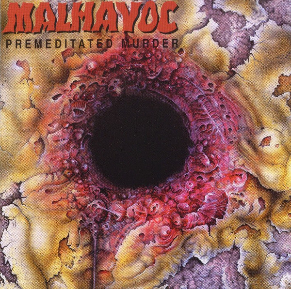 Malhavoc Premeditated Murder Vinyl