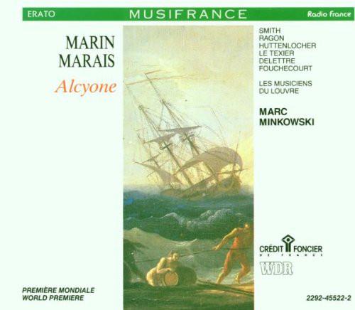 Marais - Marc Minkowski, Les Musiciens Du Louvre Alcyone Vinyl
