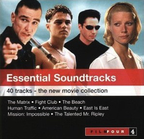 Various Essential Soundtracks - The New Movie Collection