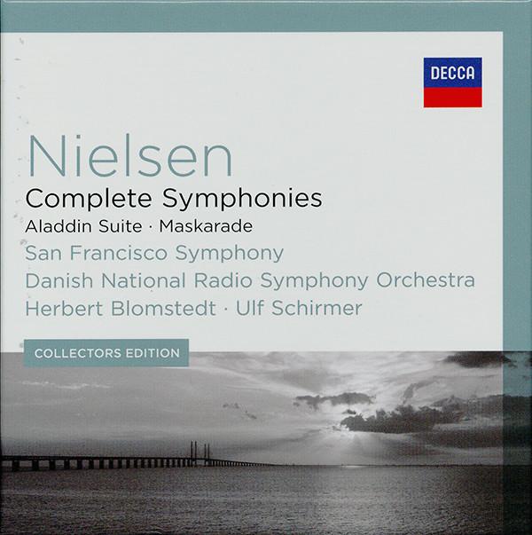Nielsen - Herbert Blomstedt, Ulf Schirmer Complete Symphonies