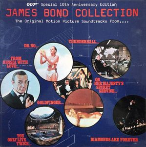 James Bond Collection (The) Original Soundtrack Recordings