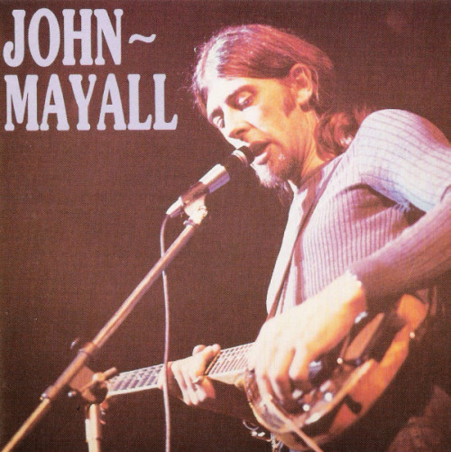 Mayall, John John Mayall