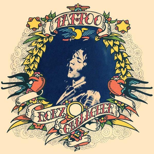 Gallagher, Rory Tattoo Vinyl