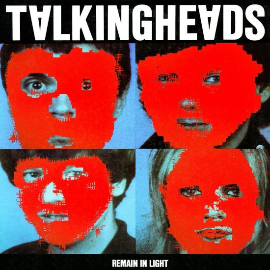 Talking Heads Remain In The Light Vinyl
