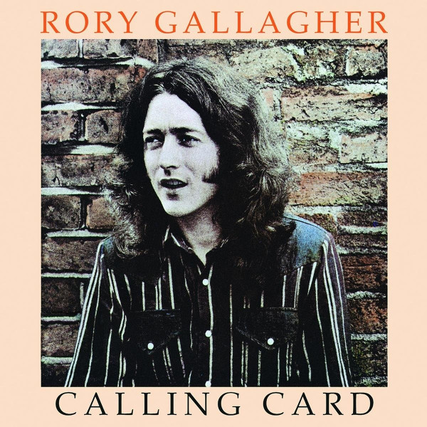 Rory Gallagher Calling Card Vinyl