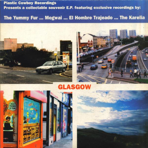 Various Glasgow EP