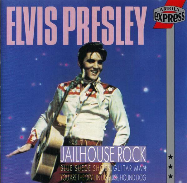 Presley, Elvis Jailhouse Rock CD