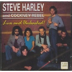 Harley, Steve & Cockney Rebel Live and Unleashed CD