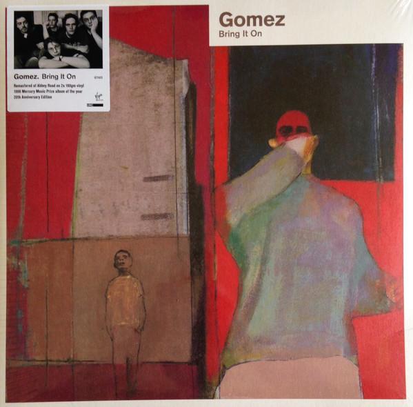 Gomez Bring It On Vinyl