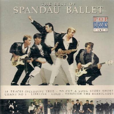 Spandau Ballet The Best Of