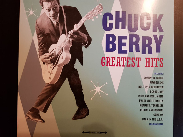 Berry, Chuck Greatest Hits