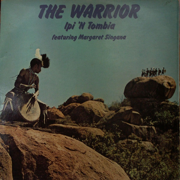 Ipi'N Tombia Featuring Magaret Singana The Warrior Vinyl